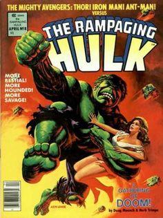 #Hulk #Fan #Art. (Rampaging Hulk Vol.1 #8 Cover) By: Ken Barr. (THE * 5 * STÅR * ÅWARD * OF: * AW YEAH, IT'S MAJOR ÅWESOMENESS!!!™)[THANK Ü 4 PINNING<·><]<©>ÅÅÅ+(OB4E)