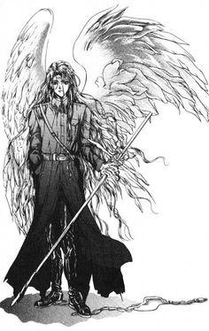 Rosiel-Personagens-de-Angel-Sanctuary