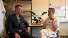 Professor i Patologi David Gisselsson Nord - Barncancer & forskning