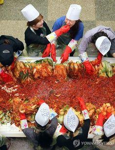 Gimjang (김장), integral part of Korean life
