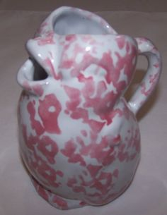 pink poultry pitcher | Chicken Pitcher