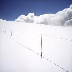 Border Between Italy And Switzerland