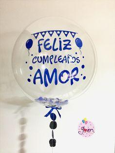 Nautical Birthday Cakes, Birthday Balloons, Balloon Decorations, Christmas Bulbs, Photo And Video, Holiday Decor, Instagram, Gifts, Amor