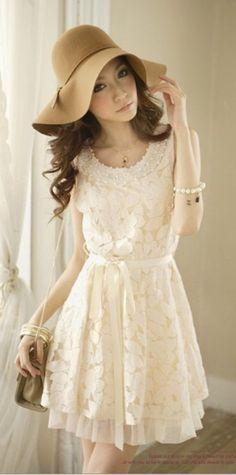 Vestido de renda -| AIRU