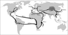 History of cannabis and how the plant spread across the world