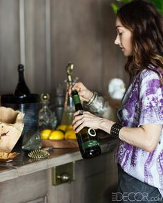 How To Set Up Your Dream Home Bar With Kelly Wearstler   cynthia reccord