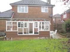 Sun Lounge Conservatory with Activ Blue Climate Guard Glass Roof | Cousins Conservatories & Garden Buildings