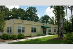 For more than two decades, Wilkins Builders has delivered superior quality modular buildings faster and more affordably than on-site construction. Child Care, Buildings, Preschool, Construction, Outdoor Decor, Home, Design, Building, Kid Garden