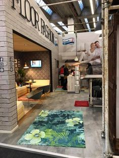 Ambiente Frankfurt 2018 Wash + Dry Halle 8 E 30 Floor Fashion Mats Frankfurt, Halle, Flooring, Fashion, Environment, Moda, Hardwood Floor, Fasion, Paving Stones