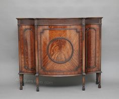 Early 20th Century Mahogany Cabinet - Antiques Atlas