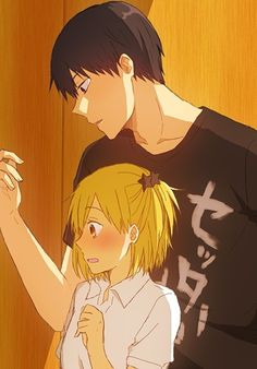 Haikyuu!! Kageyama & Yachi - not the otp you thought you wanted but the one you needed ?!