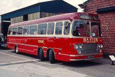 Bedford VAL by Yeates Road Transport, Public Transport, Bedford Buses, Retro Bus, Bus Coach, Classic Motors, Busses, Tow Truck, Concept Cars
