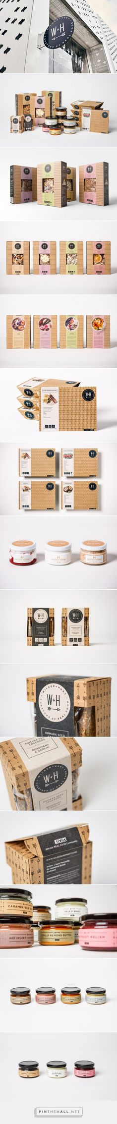 Wilder + Hunt Food Packaging by Fuman | Fivestar Branding Agency – Design and Branding Agency & Curated Inspiration Gallery