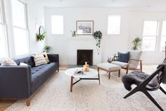 Michelle's Open and Serene Home — House Call