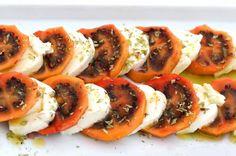 tamarillo recette - Recherche Google Caprese Salad, Recherche Google, Food, Recipe, Essen, Meals, Yemek, Insalata Caprese, Eten