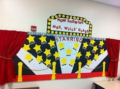 Image result for Hollywood Theme Classroom
