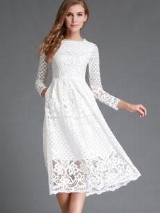 Vestidos de Senhora - Milanoo.com