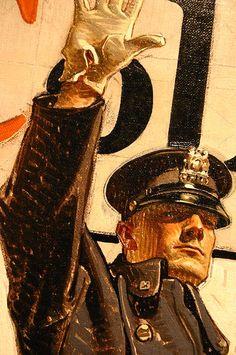 Bohemian Art Club: J.C. Leyendecker at the Haggin Museum-Part II
