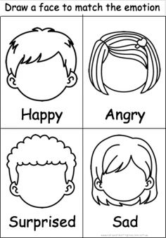 Posters / Signs :: EYLF Feelings and Emotions Resource Pack
