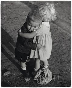 chamegos e abraços