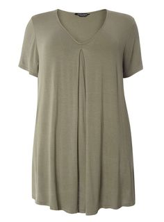 f255e38598a DP Curve Khaki Front Pleat T-Shirt  affiliate Petite Outfits