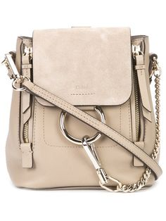 9a3ad25beb2d  chloé  bags  leather  backpacks   Purses And