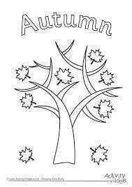 Bildergebnis für autumn tree drawing
