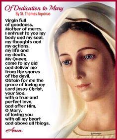 Prayers To Mary, Novena Prayers, Bible Prayers, Catholic Prayers, Mother Mary Quotes, Blessed Mother Mary, St Joseph Prayer, Becoming Catholic, Universal Prayer
