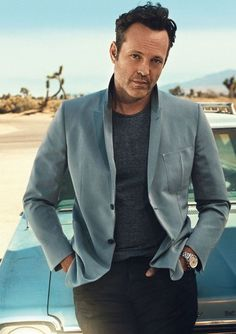 Vince Vaughn para GQ UK Julio 2015 por Norman Jean Roy