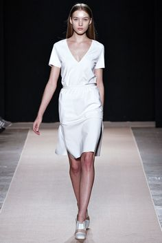 Marco de Vincenzo - Spring 2013 Ready-to-Wear