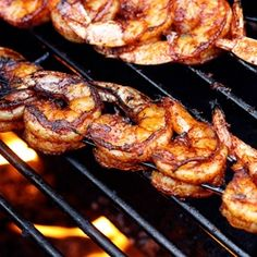 Sweet and Smokey BBQ Rub for Delicious Grilled Shrimp.
