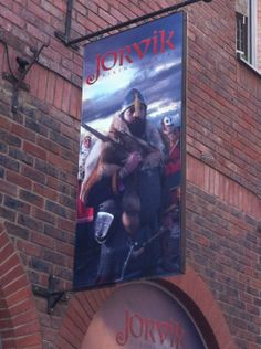 Jorvik Viking Centre in York, North Yorkshire