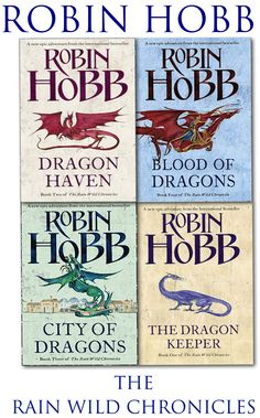 robin hobb books rain wild chronicles - Google Search