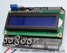 1PCS LCD Keypad Shield LCD1602 LCD 1602 Module Display For Arduino ATMEGA328 ATMEGA2560 raspberry pi UNO blue screen   USD 3.40/pieceUSD 1.25/pieceUSD 2.20/pieceUSD 2.07/pieceUSD 1.25/pieceUSD 1.84/pieceUSD 5.50/pieceUSD 14.50/piece  LCD Keypad Shield LCD1602 LCD 1602 Module Display For Arduino ATMEGA328 ATMEGA2560 raspberry pi UNO blue screen  Notice: The new tracking number for Malaysia Post Ordinary Small Packet Plus can ...    US $2.20…