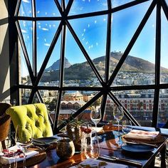 A Local's Capetown City Guide: What To Eat, See, and Do: We turned to friend of Coveteur Erika Mercado to get a local guide plus her tips on where to stay, shop, hike, and eat in the Mother City. --The Silo Hotel. | Coveteur.com