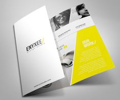 30  Brochure Design Ideas – Examples for Your Print Projects
