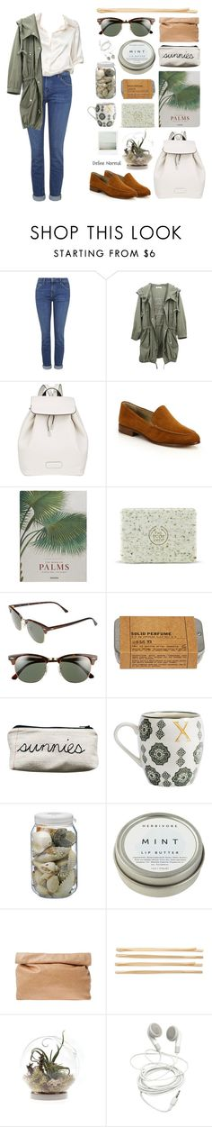 """iQuit"" by canarmonial ❤ liked on Polyvore featuring Topshop, Brandy Melville, Marc by Marc Jacobs, Michael Kors, Taschen, Ray-Ban, Le Labo, Nordal, CB2 and Marie Turnor"