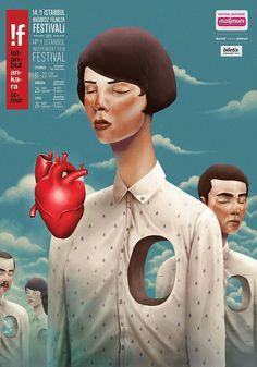 El corazón de !F, el Festival de Cine Independiente de Estambul