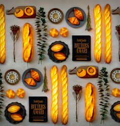Japanese artist Yukiko Morita transforms real bread into functional lamps! Pampshade is a collection of bread lamps made from actual loaves of bread covered in a layer of resin to protect the bread from decaying. You can choose from several styles, f