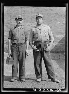Steel worker. Midland, Pennsylvania Arthur ROthstein