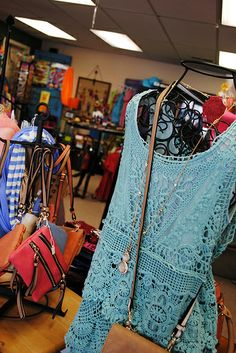 One-of-a-kind clothing at Evergreen Boutique