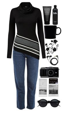 """Mom"" by sprinkle-fashion ❤ liked on Polyvore featuring Topshop, Venus, Meggie, Sennheiser, iittala and Luna Bronze"