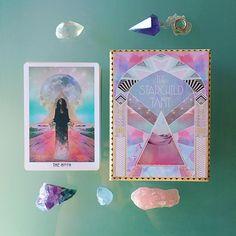 starchild tarot  https://www.instagram.com/hayleyc26/