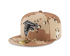 Amazon.com   NFL League Basic 6 59FIFTY Fitted Cap   Sports   Outdoors. Nfl  LeagueFitted CapsAtlanta FalconsCamoCamouflage b7f1878ed44c