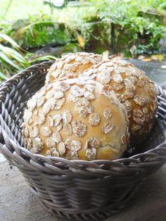 Rychlé bulky – dalamánky – PEKÁRNOMÁNIE Stuffed Mushrooms, Bread, Vegetables, Recipes, Food, Diet, Stuff Mushrooms, Brot, Essen