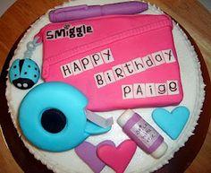 Smiggle Birthday Cake