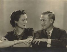 The Duke and Duchess of Windsor..Oh, The Scandal That Shook A Kingdom...!!