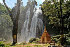 Falls around Pyin Oo Lwin, Myanmar