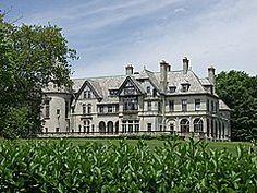 "Panoramio - Photo of Carey Mansion, Newport RI: Setting for TV's ""Dark Shadows"""
