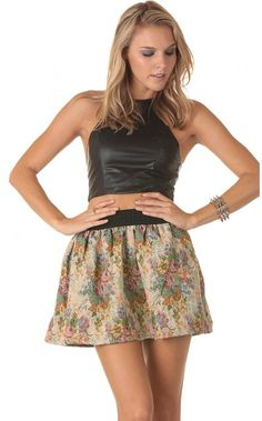 #lucyinthesky.com         #Skirt                    #Skirts #GARDEN #PARTY #SKIRT                       Skirts > GARDEN PARTY SKIRT                                                   http://www.seapai.com/product.aspx?PID=719633